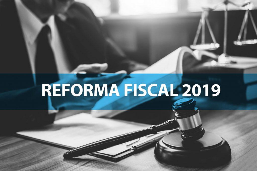Reforma Fiscal (enero 2019)